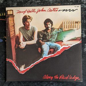 Other - Hall & Oates Vinyl Record LP Along The Red Ledge